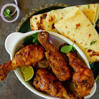 Tangdi Kebab (Oven-Baked Tandoori Chicken Legs)
