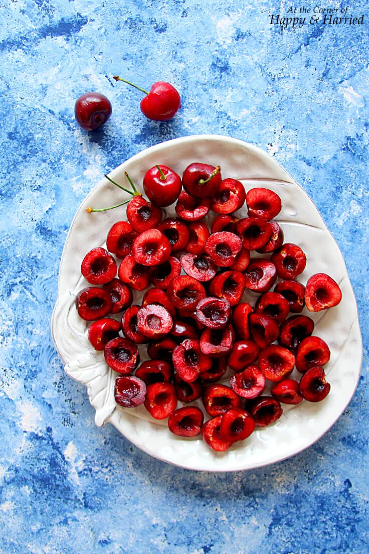 Cherry Upside Down Cake Recipe Easy