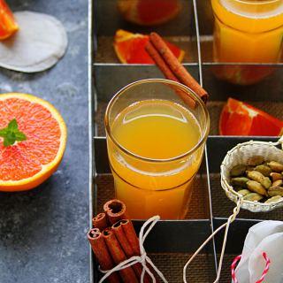 Winter Spice Orange Tea