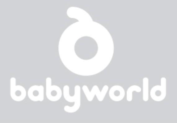 Logo der Marke Babyworld