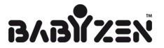 Logo der Marke Babyzen