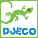 Logo der Marke Djeco