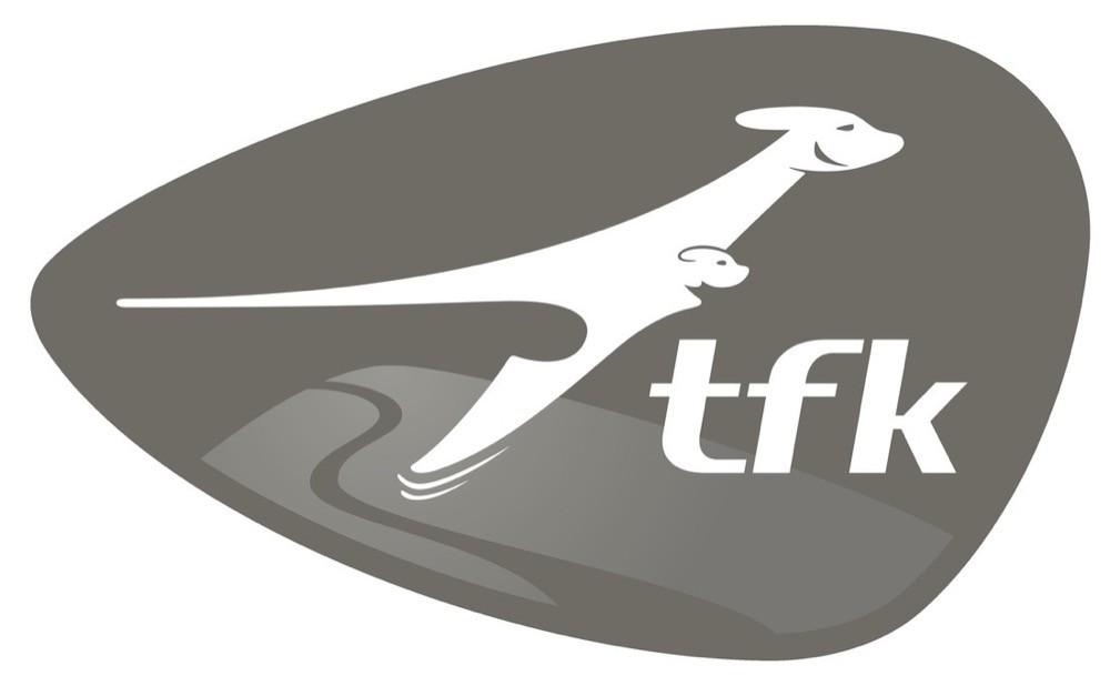 Logo der Marke tfk