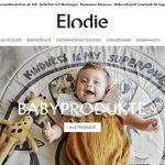 Screenshot der Marke Elodie Details
