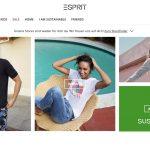 Screenshot der Marke Esprit For Mums