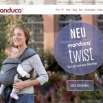 Screenshot der Marke Manduca