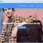 Screenshot der Marke Satch