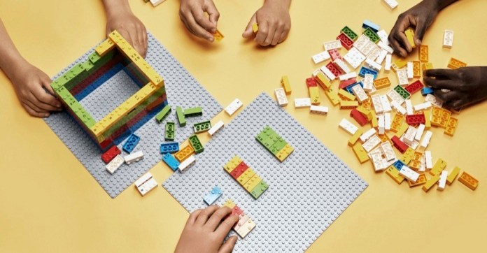 Lego goes Braille