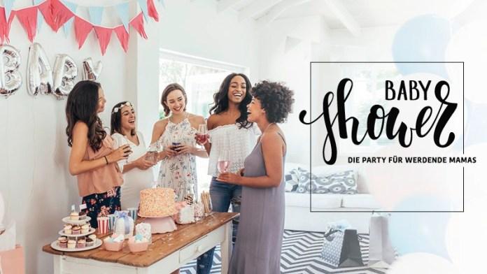 Baby Party - Eine Tradition aus den USA