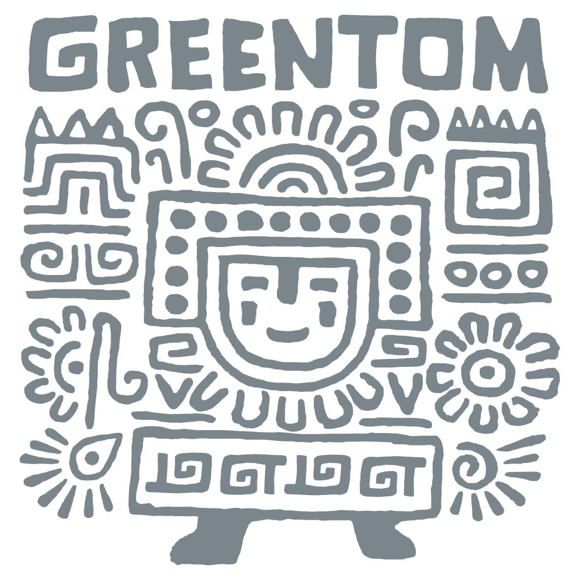 Logo der Marke Greentom