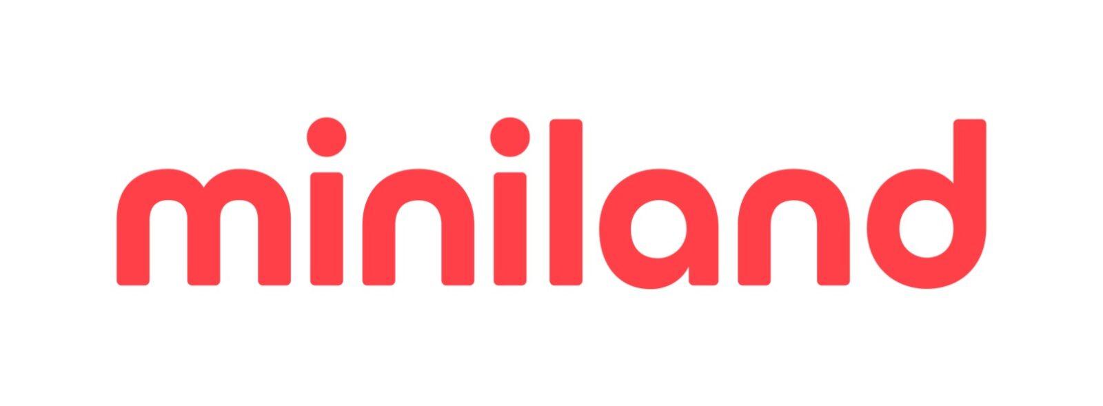Logo der Marke Miniland Baby