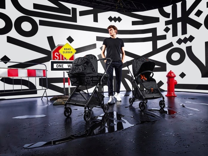 "Cybex lanciert die Fashion-Kollektion ""Melia Street"" – wo Street Art auf Popkultur trifft."