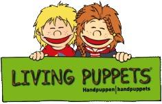 Logo der Marke Living Puppets