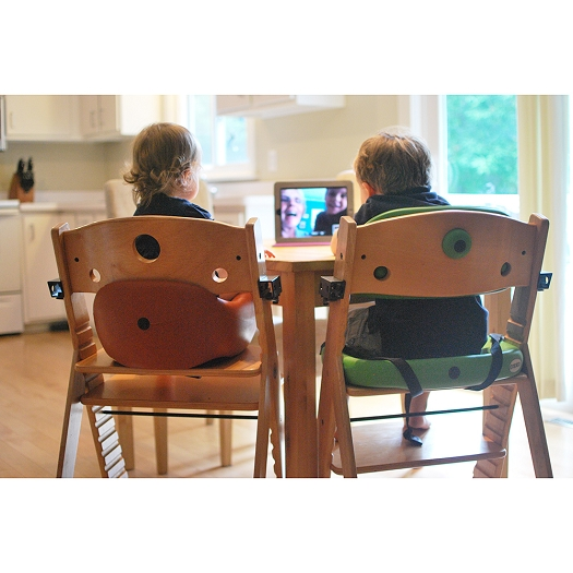 keekaroo high chair toddlers table and chairs set infant insert