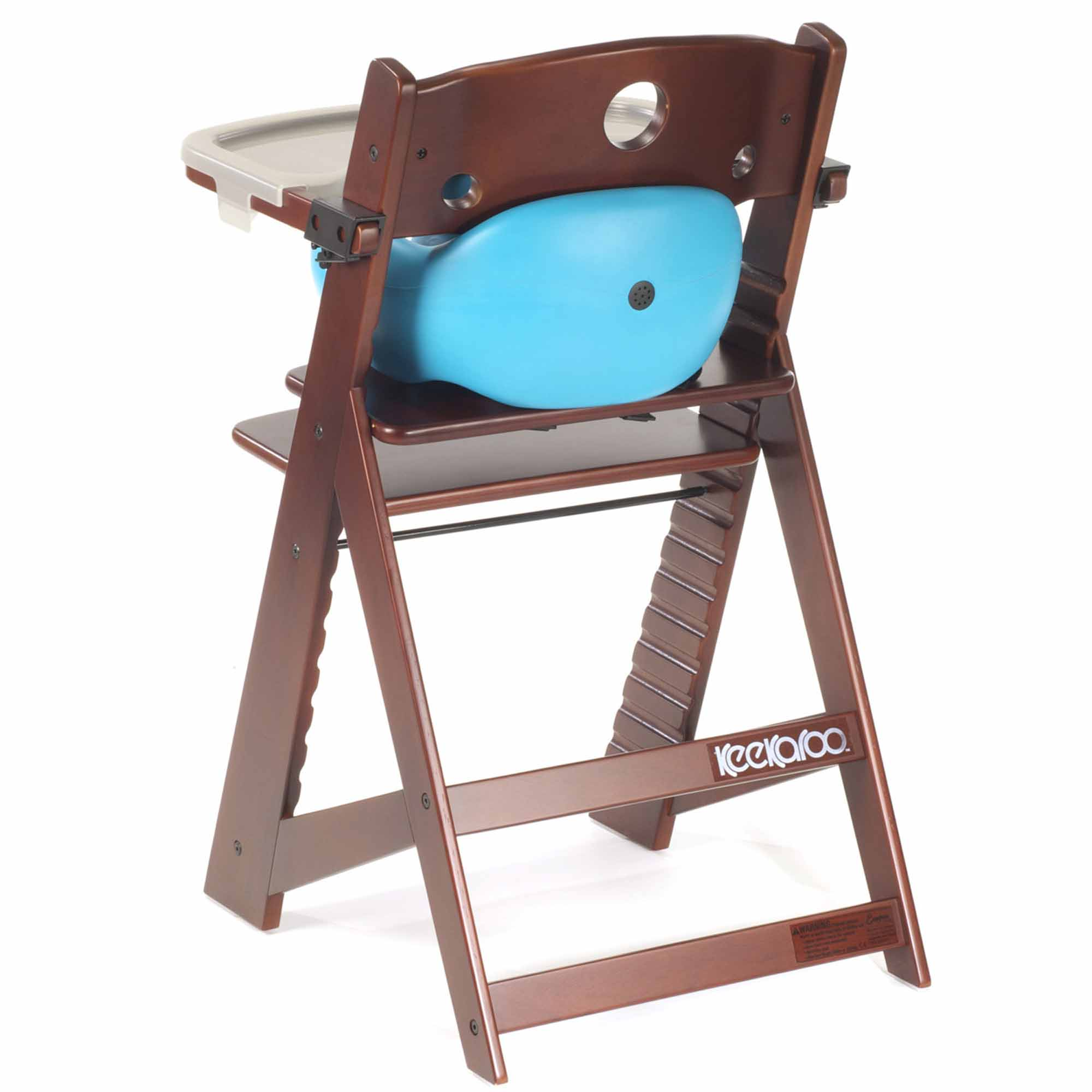 keekaroo high chair bed uk argos height right wooden with infant insert
