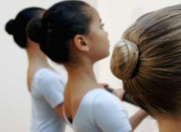 Как се прави класическо балетно кокче