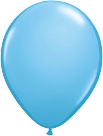 Qualatex Luftballon Babyblau 13cm  Qualatex Ballons 13 cm