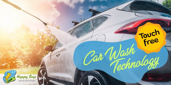 why touch free car