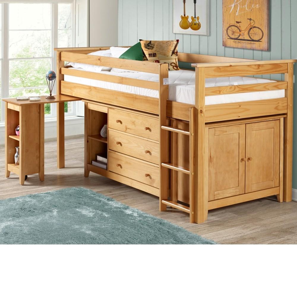 children s furniture cabin bed mid