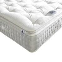 Happy Beds Signature 2000 Natural Pocket Sprung Pillowtop ...