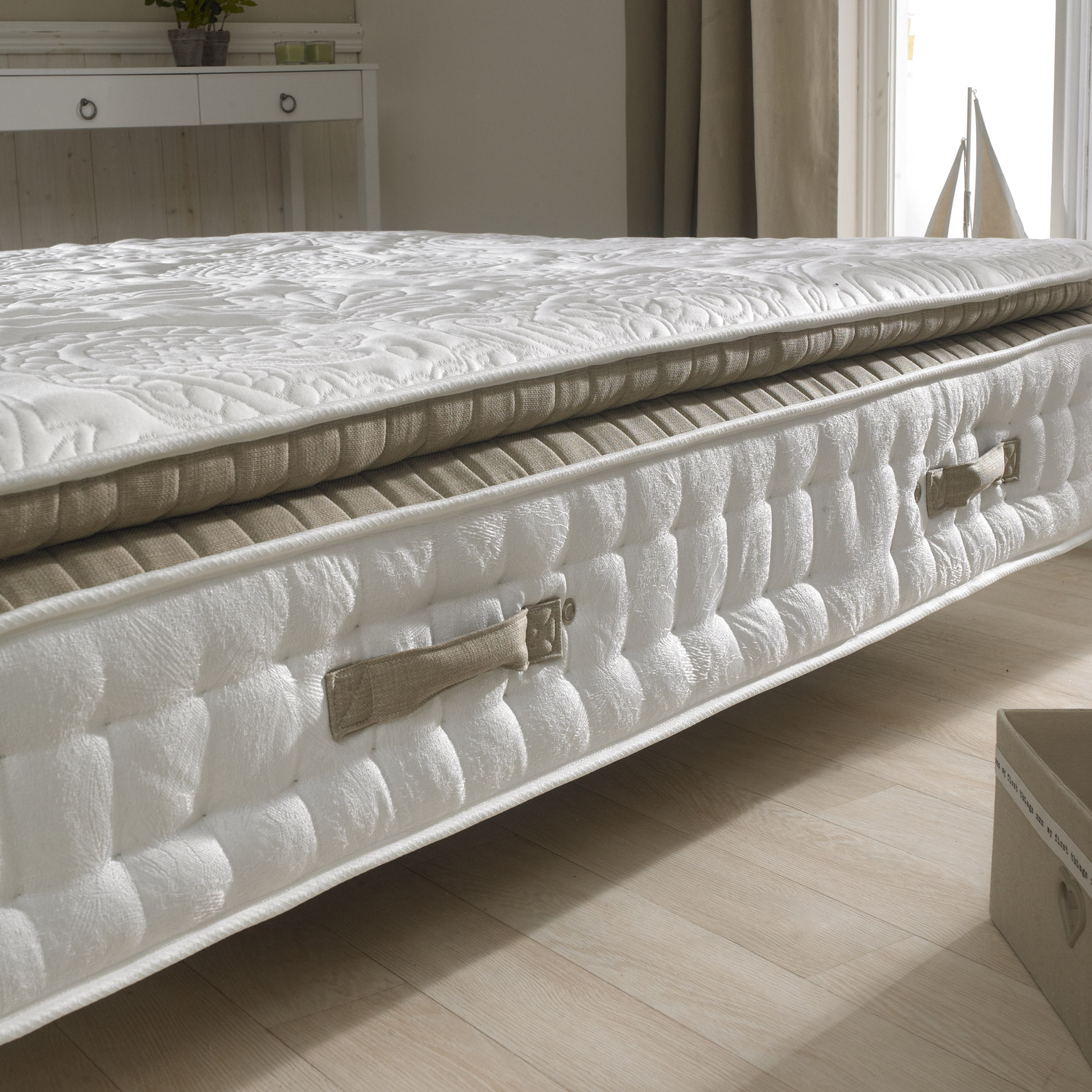 pillow top sofa bed mattress pad handy living courtney happy beds windsor 3000 pillowtop orthopaedic