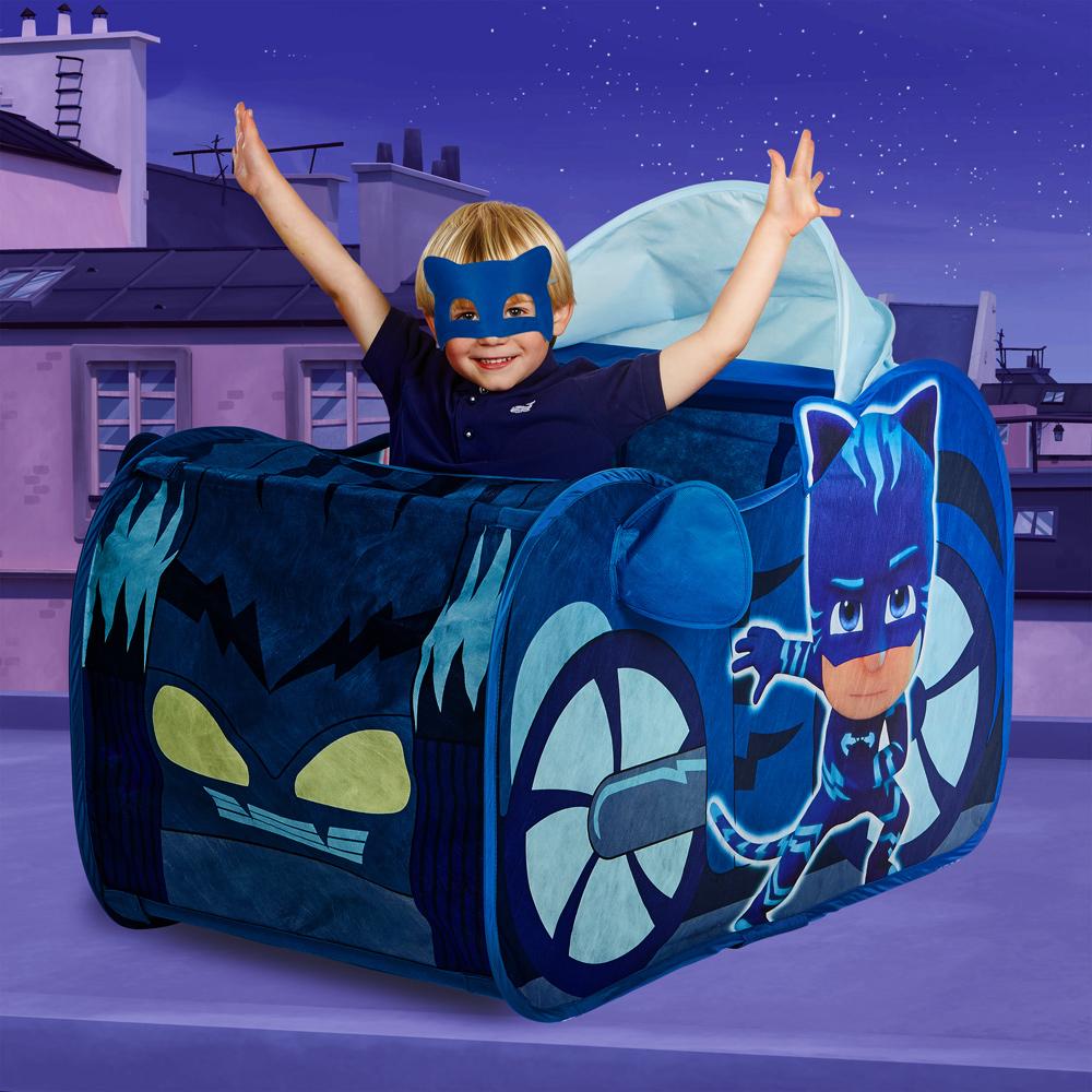 pj masks catboy play tent