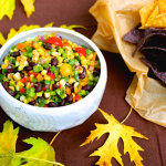 Black Bean Harvest Salsa