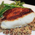 Pan Seared Sea Bass ~ Overcoming fish fears