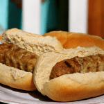 Homemade Skinless Bratwurst, Oldfatguy.ca