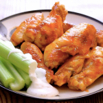 Pressure Cooker Buffalo Wings ~ From Frozen to Fabulous