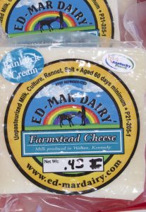 Banklick Cream (creamy textured and great for cheese sauces or grilled cheese)