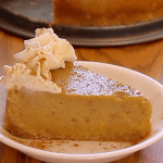 Pressure Cooker Cushaw Pie
