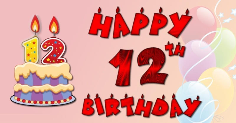 24 Best Pics For 12th Birthday