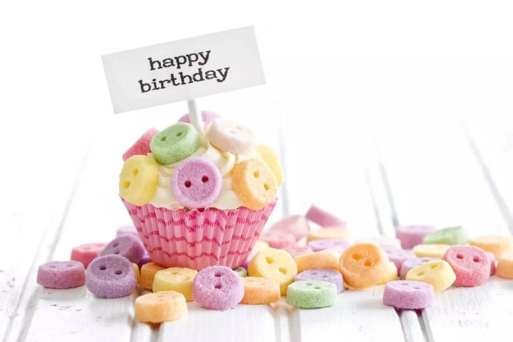 Happy Birthday Cake Letters