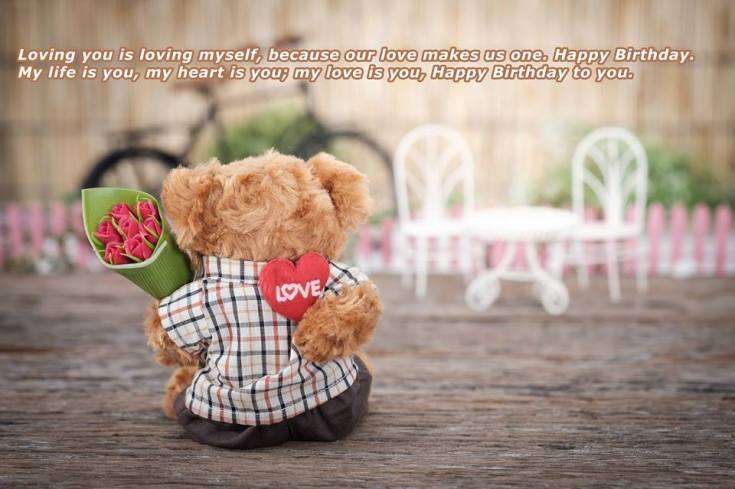Romantic Happy Birthday Wishes Messages For Girlfriend
