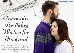 Romantic Happy Birthday Wishes