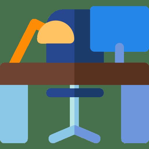 nonprofit bookkeeping - desk
