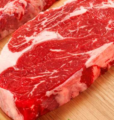 red meat causes constipation
