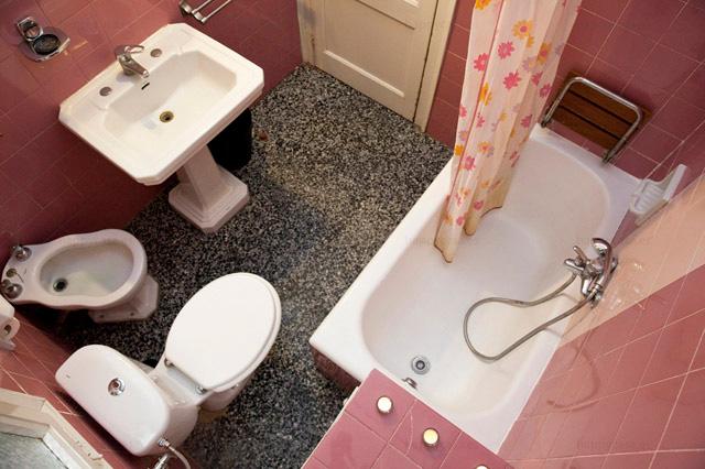 Barcelone appartement à louer avec salle de bain