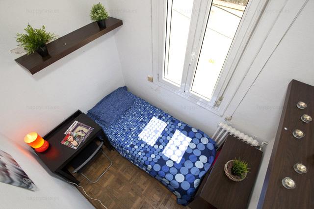 Alquileres habitaciones privadas en apartamento Marina Barcelona