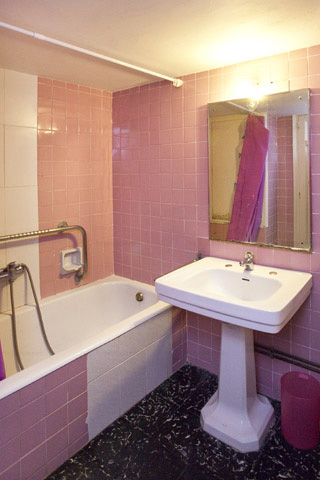 Departamento compartido cuarto de baño agradable Barcelona