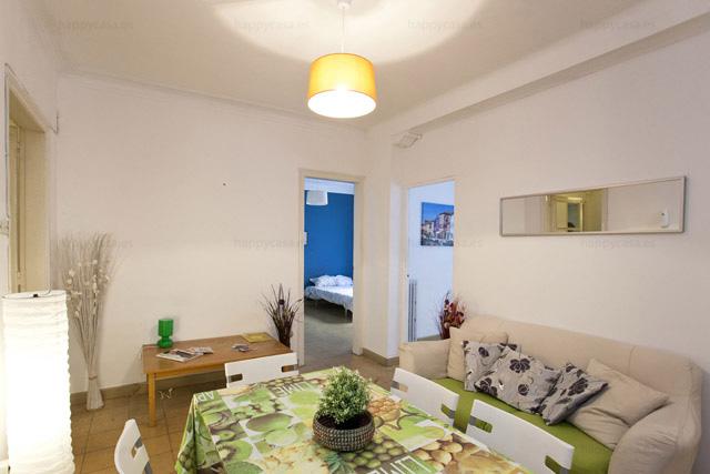 Alquilar dormitorio internacional en Grácia Barcelona Lesseps