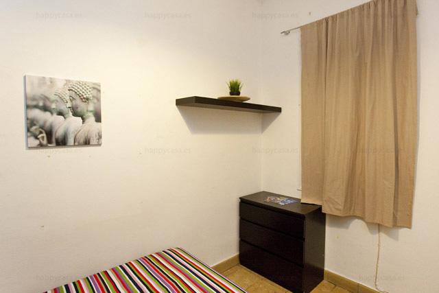 Compartir Piso internacional Barcelona habitación barata
