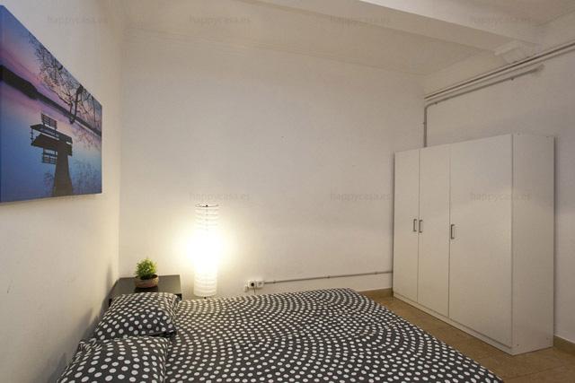 Habitación en alquiler Barcelona zona céntrica con internet