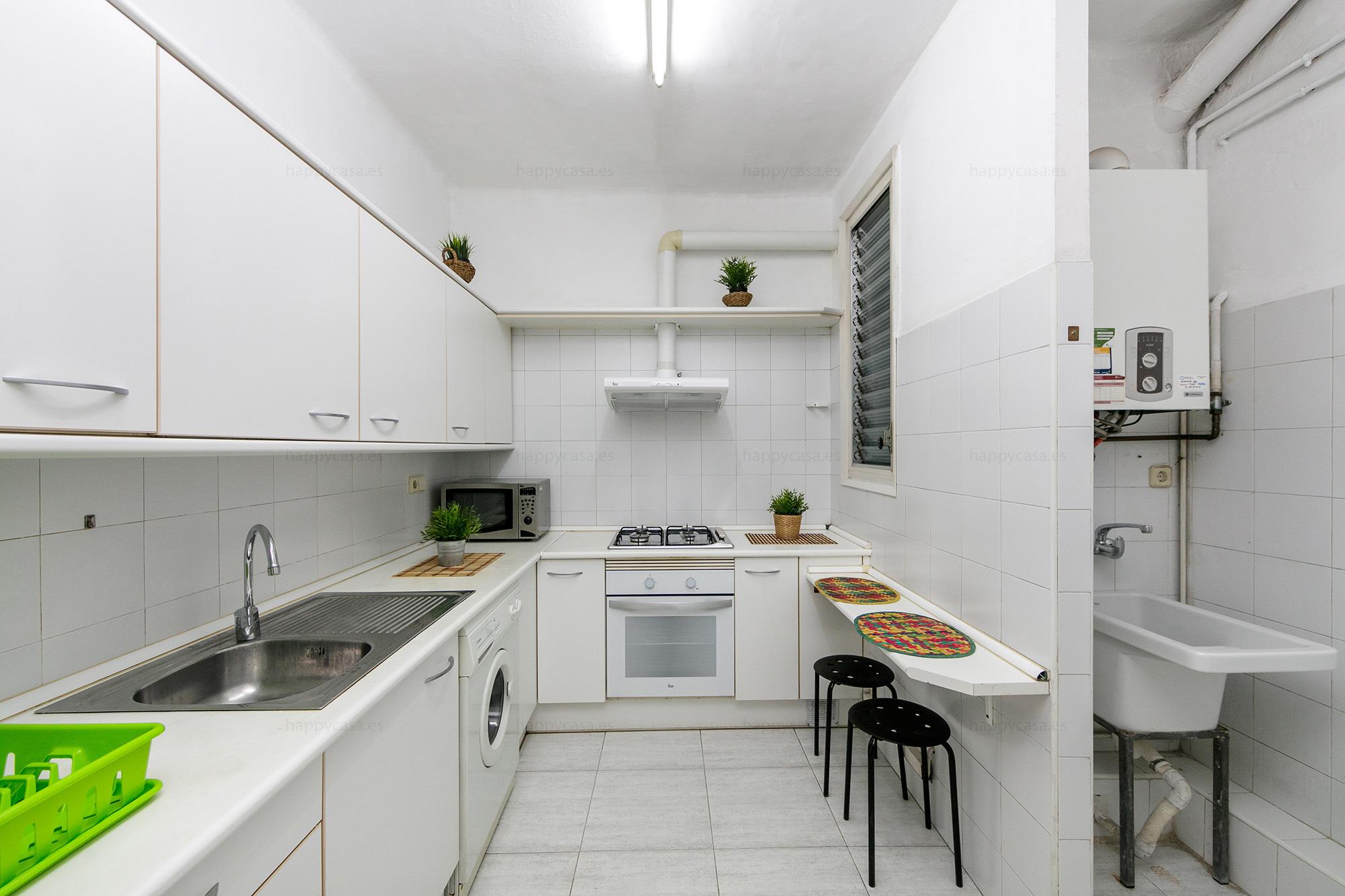 Chambre simple ou en colocation  Sarria  Sant Gervasi  Happycasa