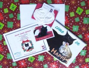 Secret Santa Sponsorship @ Happy Cats