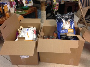 PetSmart donations