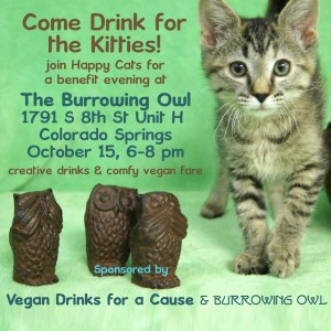 Party at Burrowing Owl!