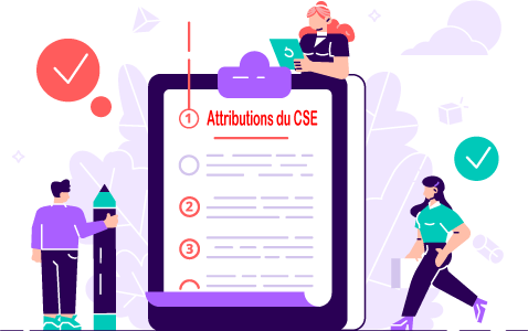 Attributions du CSE