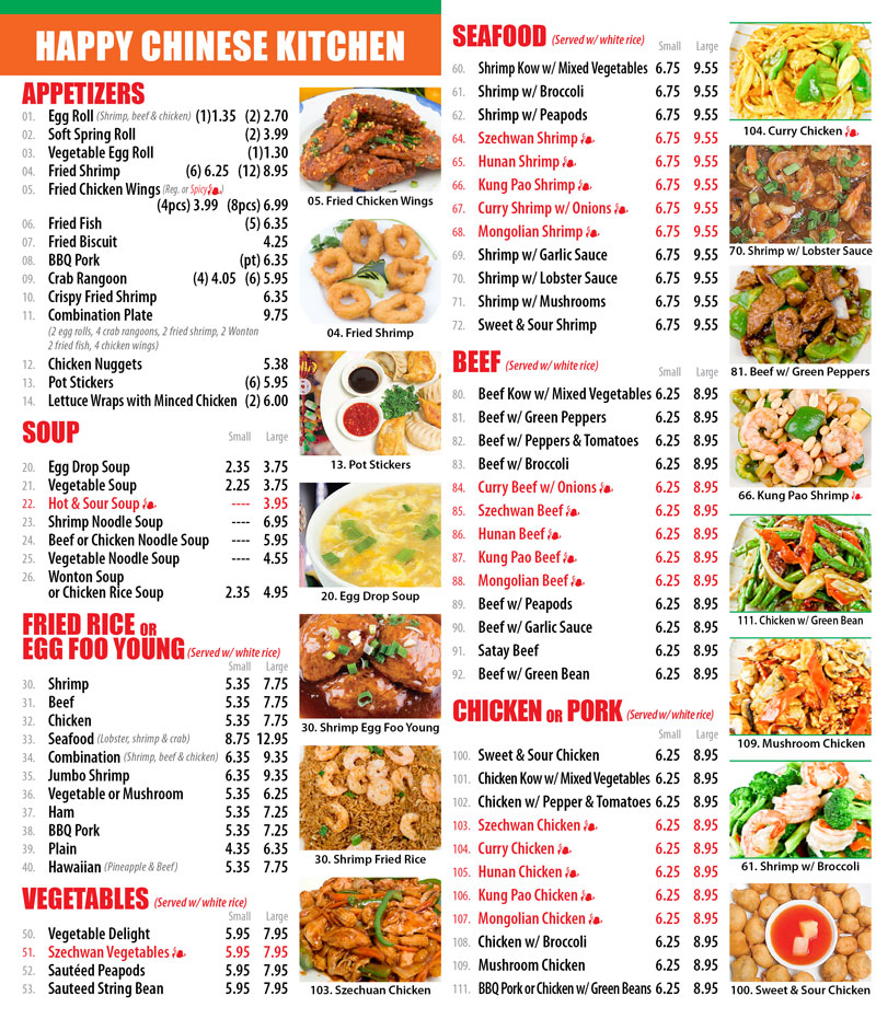 Chinese Kitchen Menu: Chinese Food Delivery Near Me Online